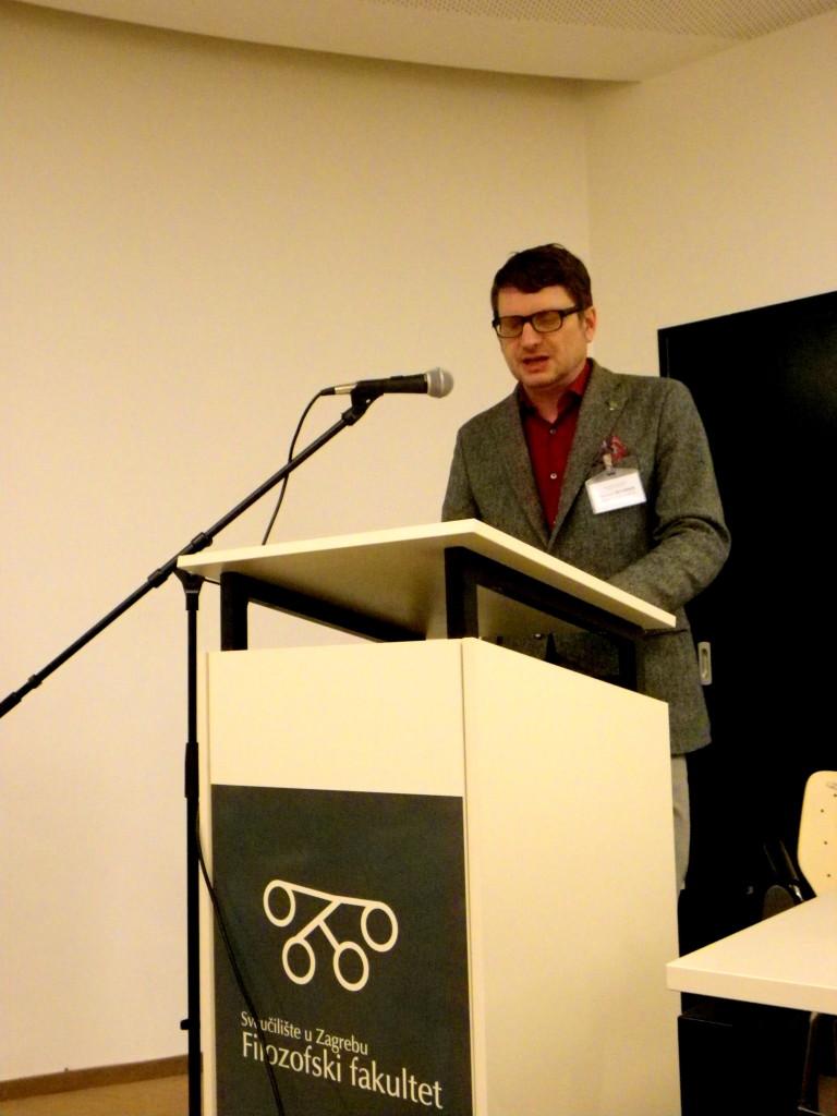 Keynote speaker - Clemens Ruthner (Trinity College Dublin)